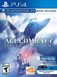 اجاره بازی Ace Combat 7: Skies Unknown