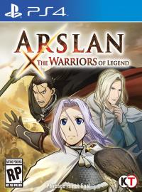 اجاره بازی Arslan: The Warriors of Legend