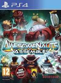 اجاره بازی Awesomenauts Assemble!