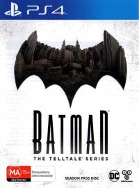 اجاره بازی Batman: The Telltale Series
