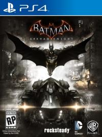 اجاره بازی Batman: Arkham Knight