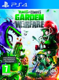 اجاره بازی Plants vs Zombies: Garden Warfare