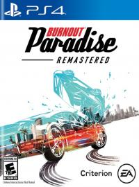 اجاره بازی Burnout Paradise Remastered