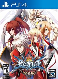 اجاره بازی BlazBlue: Chrono Phantasma Extend