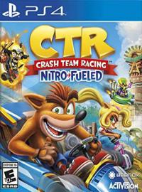 اجاره بازی Crash Team Racing: Nitro-Fueled