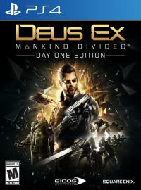 اجاره بازی Deus Ex: Mankind Divided
