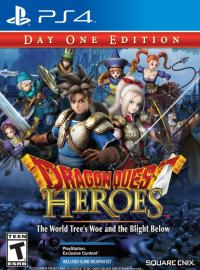اجاره بازی Dragon Quest Heroes: The World Tree's Woe and the Blight Below