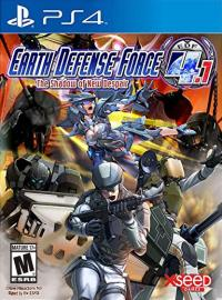 اجاره بازی Earth Defense Force 4.1: The Shadow of New Despair
