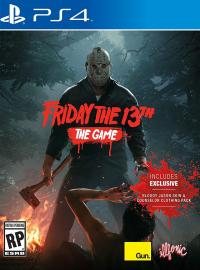 اجاره بازی Friday the 13th: The Game