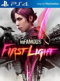 اجاره بازی Infamous First Light