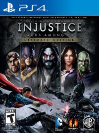 اجاره بازی Injustice: Gods Among Us Ultimate Edition