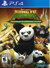 اجاره بازی Kung Fu Panda: Showdown of Legendary Legends