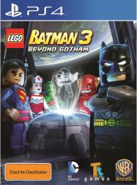 اجاره بازی LEGO Batman 3: Beyond Gotham