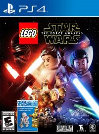اجاره بازی LEGO Star Wars: The Force Awakens