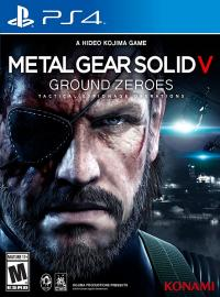 اجاره بازی Metal Gear Solid V: Ground Zeroes