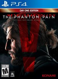 اجاره بازی Metal Gear Solid V: The Phantom Pain