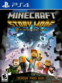 اجاره بازی Minecraft: Story Mode - A Telltale Games Series