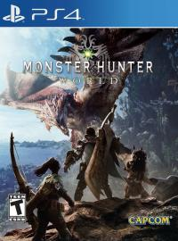 اجاره بازی Monster Hunter: World