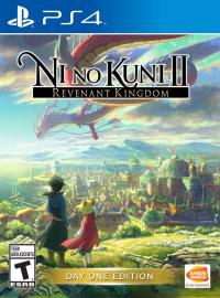 اجاره بازی Ni no Kuni II: Revenant Kingdom