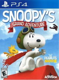 اجاره بازی The Peanuts Movie: Snoopy's Grand Adventure