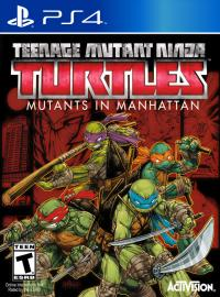 اجاره بازی Teenage Mutant Ninja Turtles: Mutants in Manhattan