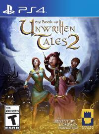 اجاره بازی The Book of Unwritten Tales 2