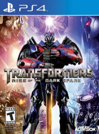 اجاره بازی Transformers: Rise of the Dark Spark