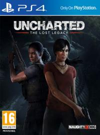 اجاره بازی Uncharted: The Lost Legacy