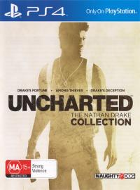 اجاره بازی Uncharted: The Nathan Drake Collection