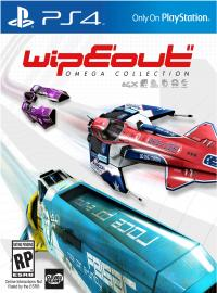 اجاره بازی Wipeout: Omega Collection