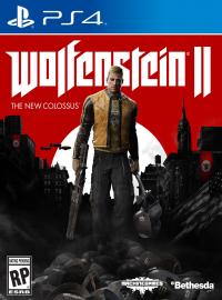 اجاره بازی Wolfenstein II: The New Colossus
