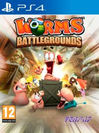 اجاره بازی Worms Battlegrounds