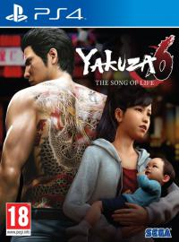اجاره بازی Yakuza 6: The Song of Life