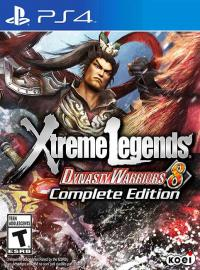 اجاره بازی Dynasty Warriors 8: Xtreme Legends