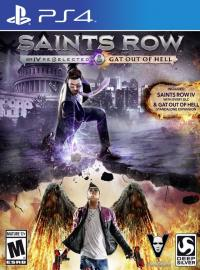 اجاره بازی Saints Row IV: Re-Elected & Gat Out of Hell
